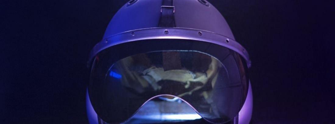 Tipos de pantallas para cascos