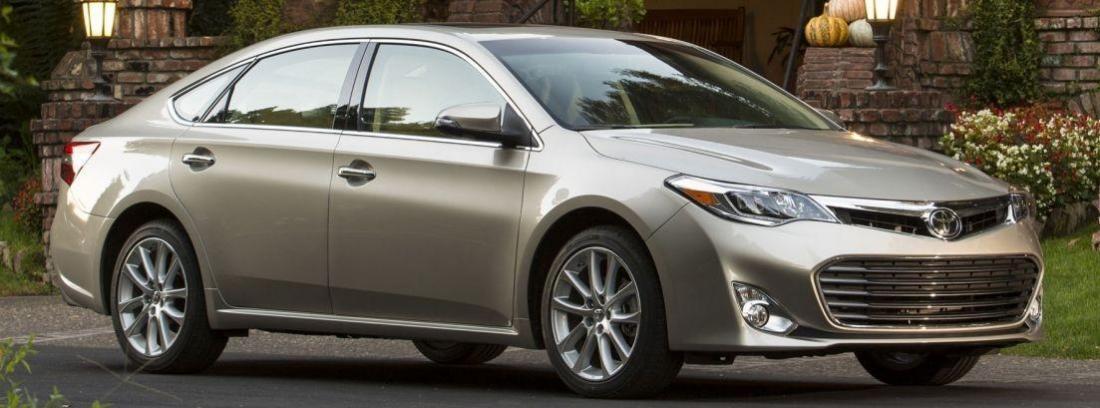 Imagen exterior del Toyota Avalon