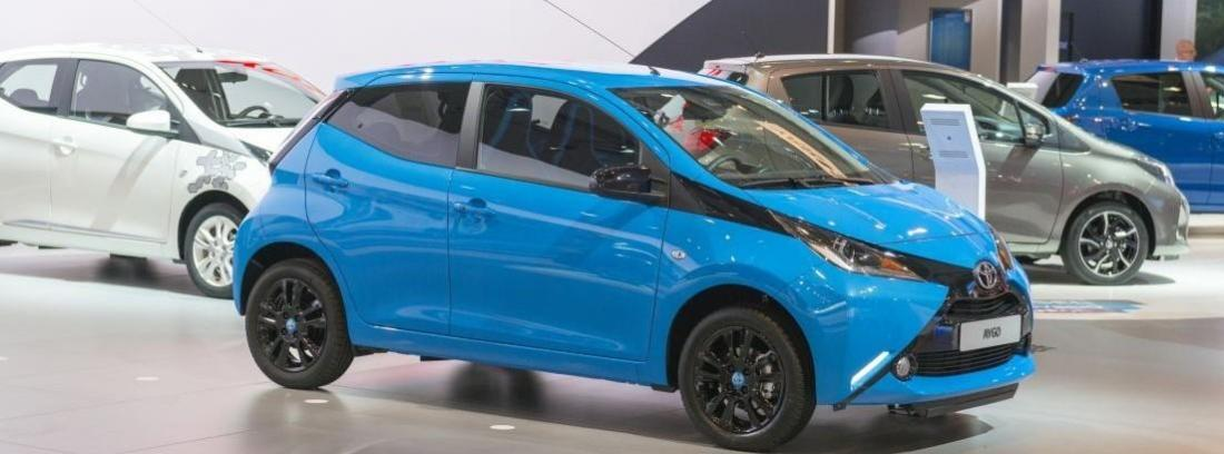 Nuevo Toyota Aygo 2015