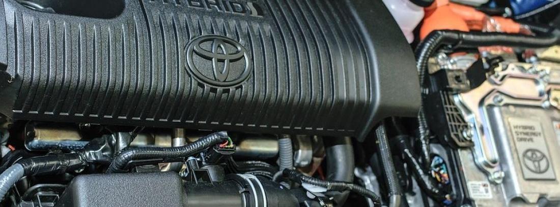 Gama Toyota Full Hybrid