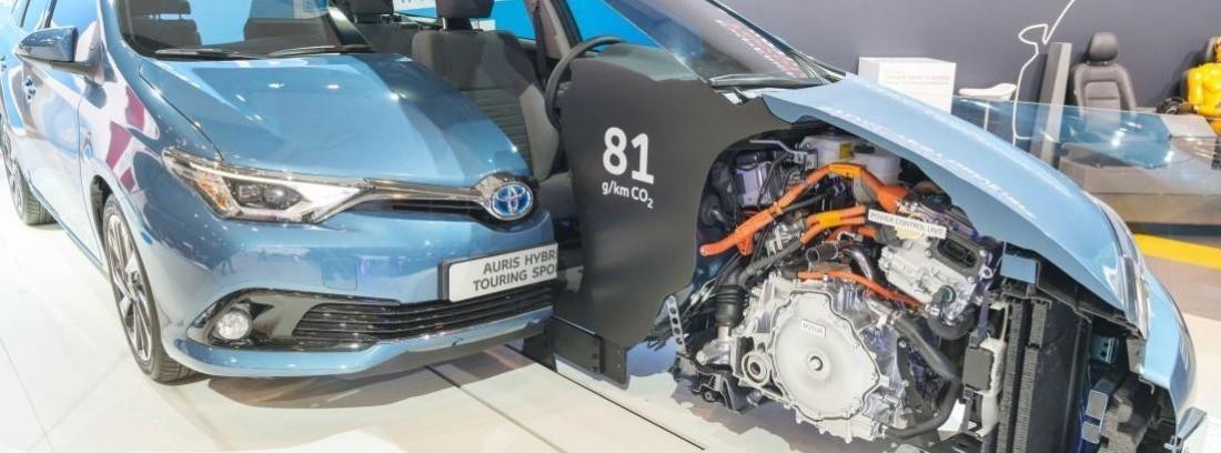 Toyota autos hibridos