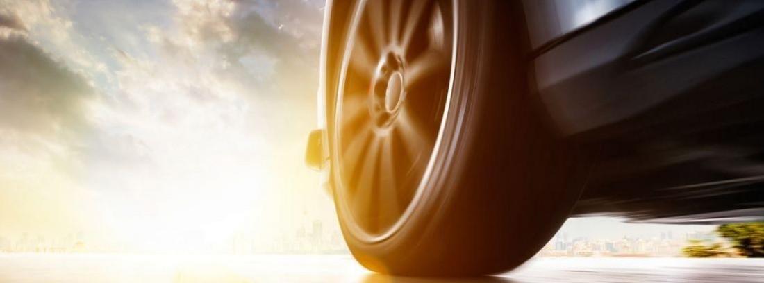 vibraciones y equilibrado de ruedas