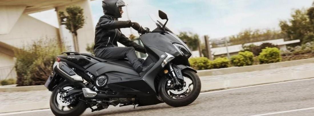 Yamaha TMax 530 Rizoma