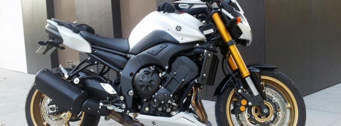 Yamaha FZ8 N y Fazer Sport