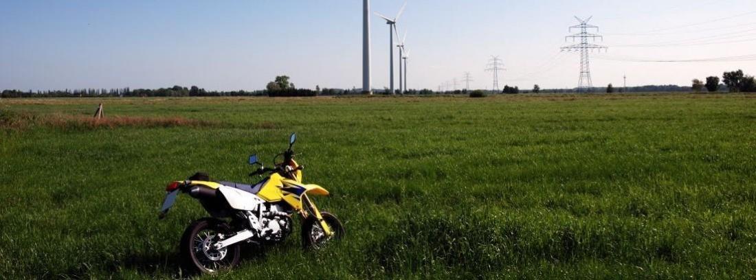 Moto eléctrica Zero MMX 2013