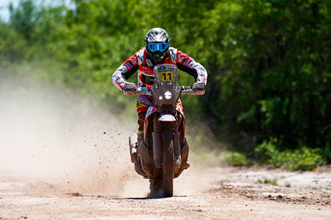 Rally Dakar 2018 moto