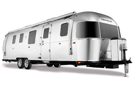 Caravana airstream classic metalizada
