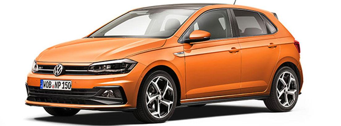 El Volkswagen polo, el más seguro en la categoría segmento B