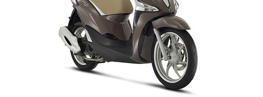Moto Piaggio Liberty i-get ABS