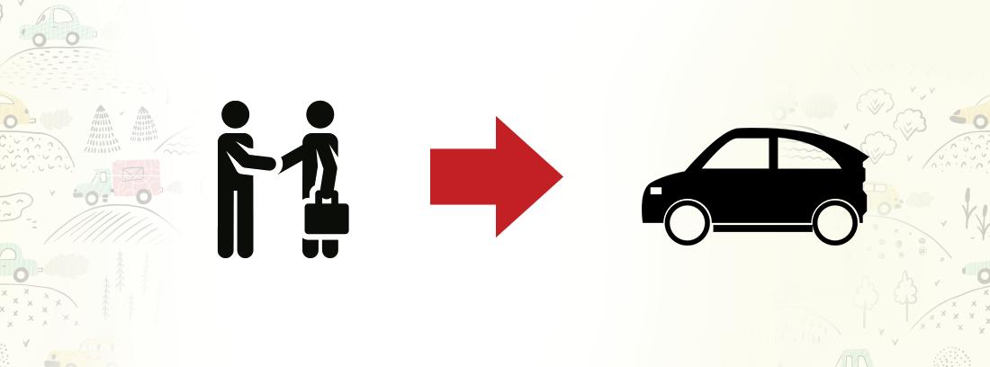 Portada infografía renting de coches