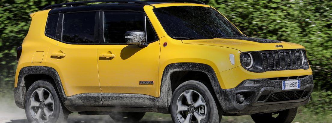 Jeep Renegade. Una gama muy variada