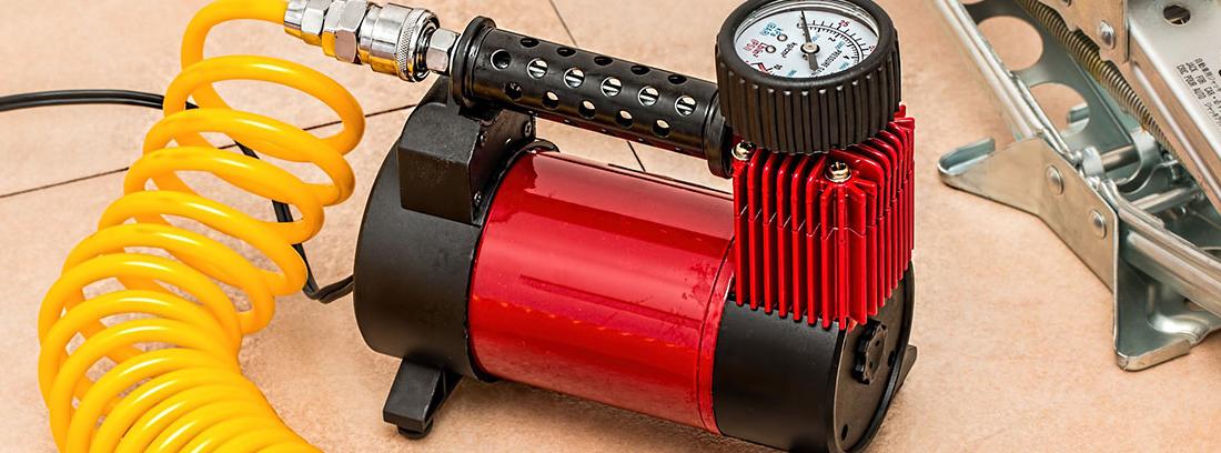 Manómetro para qué presión tienen los neumáticos