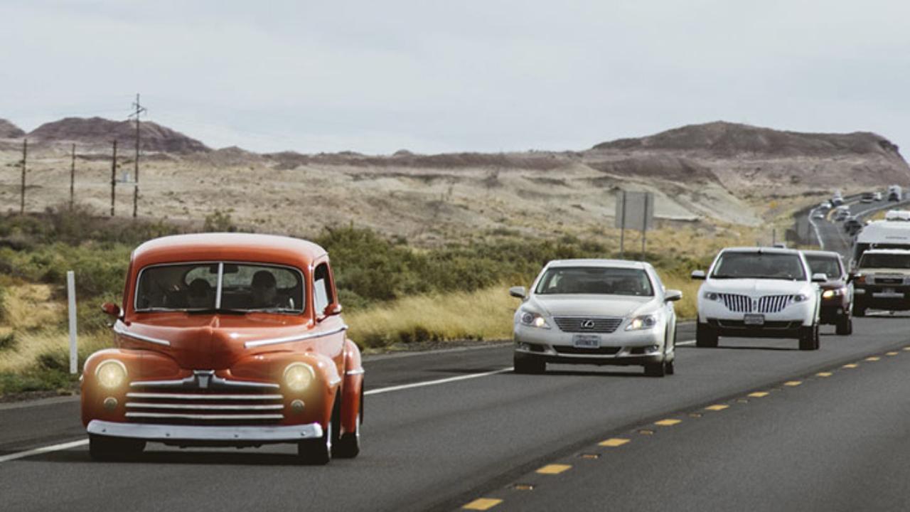 Se acaba el mundo ¿qué coche te gustaría conducir? - Motor.es | 720x1280