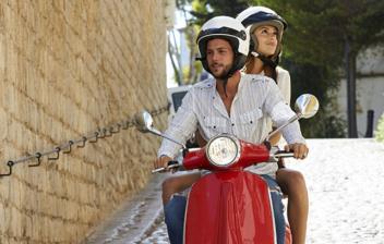 Las principales diferencias entre ciclomotor y motocicleta.