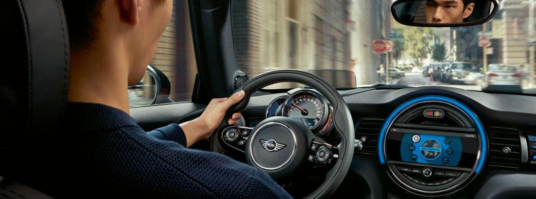 Interior de vehículo Mini