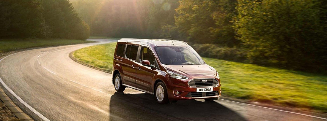 Coche Ford Tourneo Connect 2018