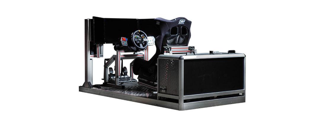 El simulador de conducción SimBase 327
