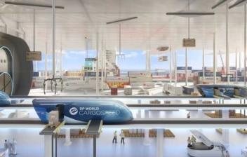 tren hyperloop