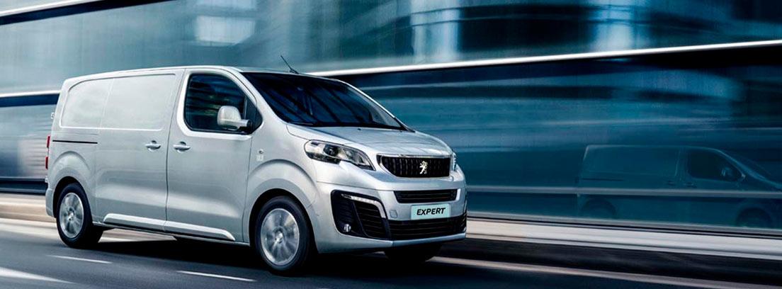 Peugeot Expert, uno de los mejores vehículos industriales