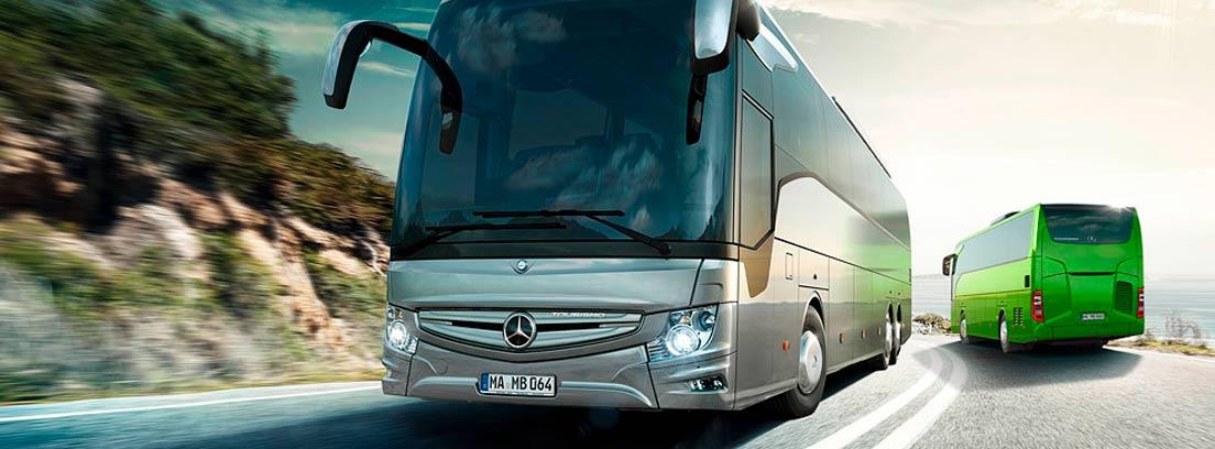 Autocar Mercedes-Benz Tourismo RHD, uno de los mejores vehículos industriales para el transporte de pasajeros