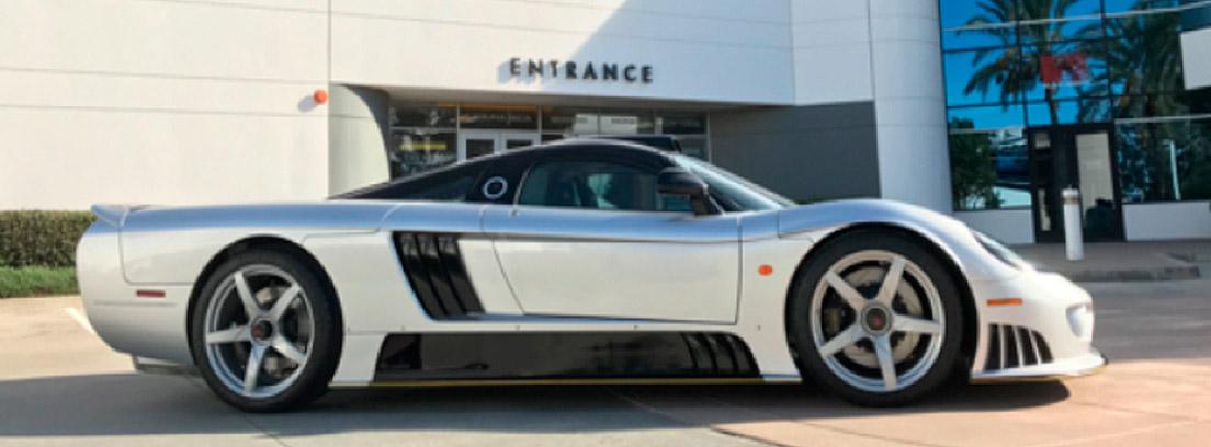 Saleen S7 Twin Turbo uno de los coches más rápidos del mundo