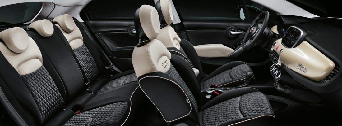 Interior Fiat 500 X