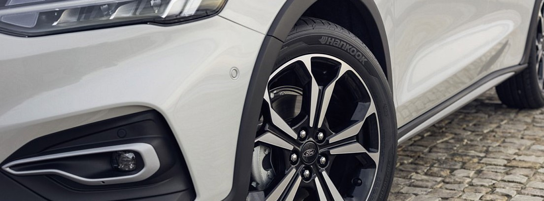 Sistema de alerta de colisión frontal del Ford Focus