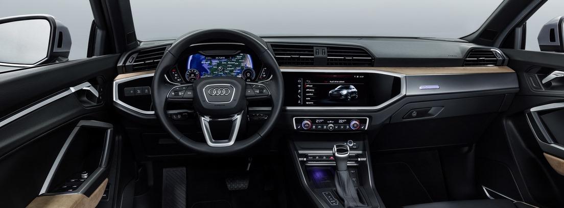 Interior del nuevo Audi Q3