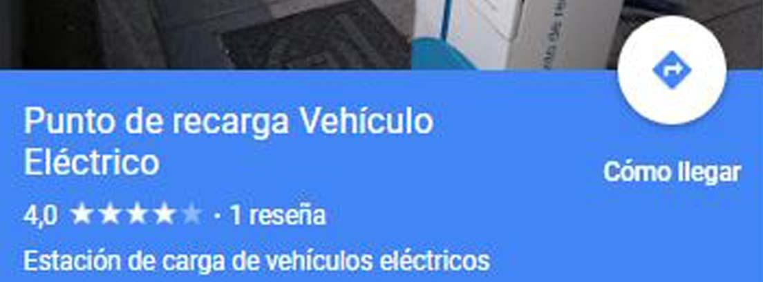 Ficha de Google con información adicional