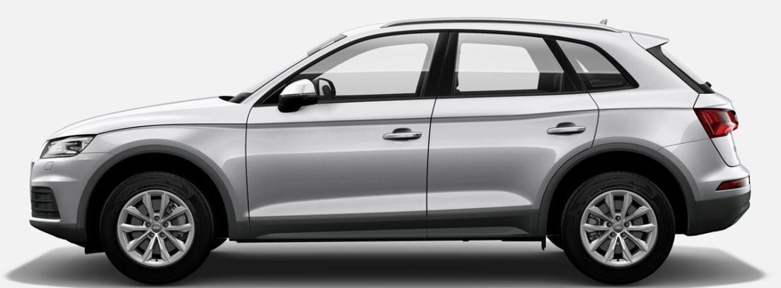 Lateral del Audi Q5
