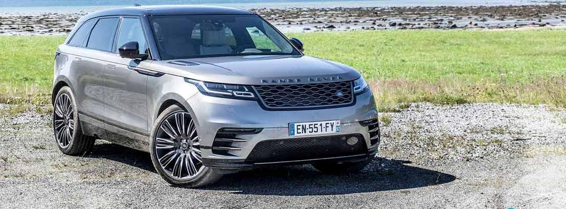 Range Rover Velar, un vehículo con sistemas de ayuda a la conducción