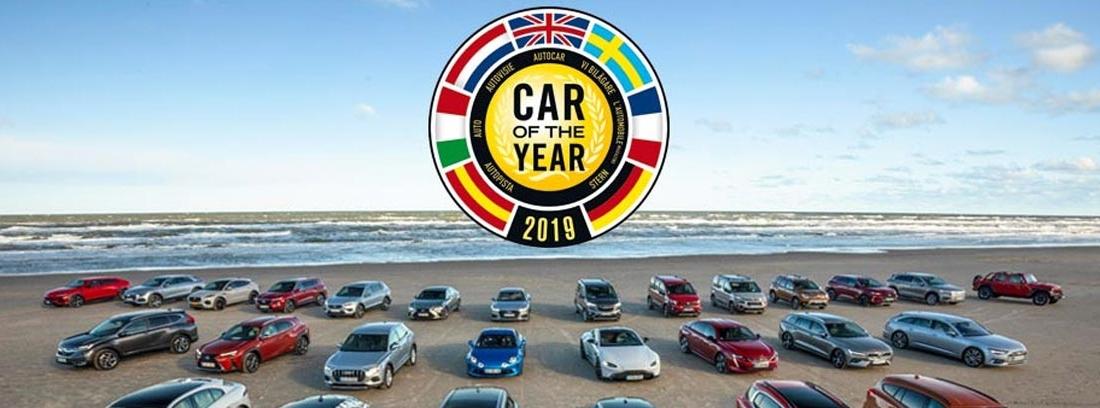 Los 42 primeros candidatos a coche del año 2019