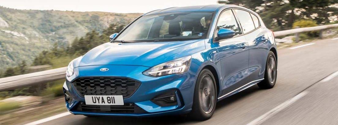Ford Focus, uno de los finalistas a coche del año 2019
