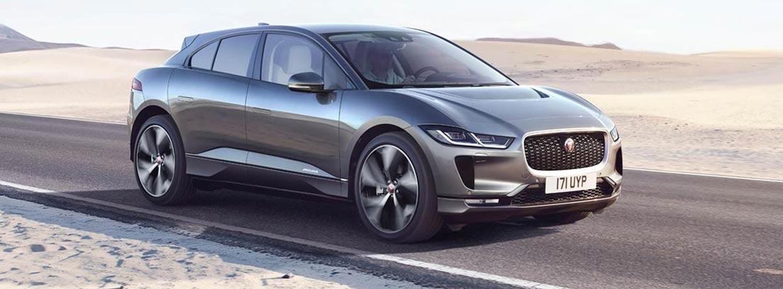 Jaguar I-Pace, uno de los finalistas a coche del año 2019