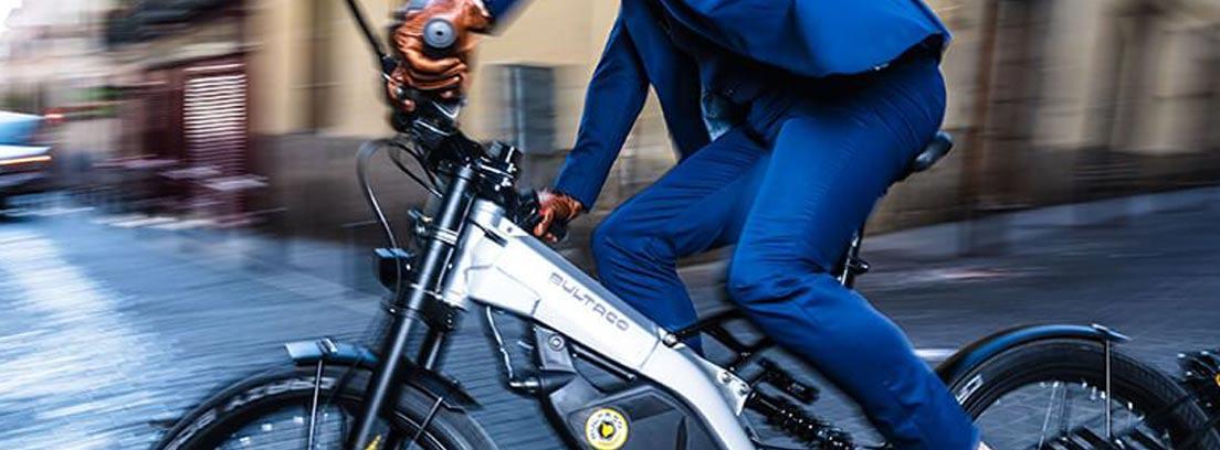 Vehículo urbano Bultaco