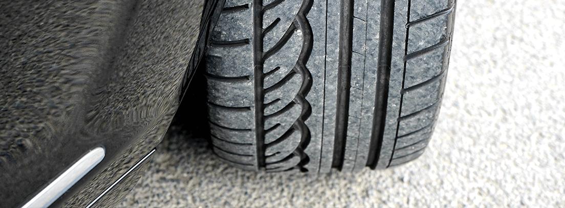 Ejemplo de qué neumáticos usar en la UE