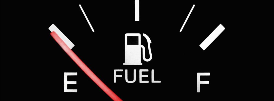 Testigo del depósito de combustible