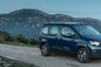 Peugeot Rifter en una carretera de montaña