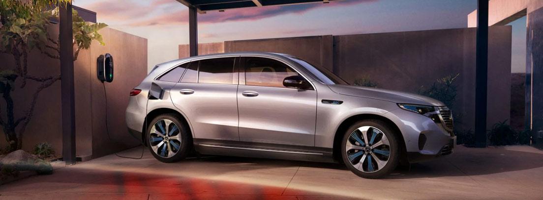 Mercedes EQC, uno de los coches más esperados 2019