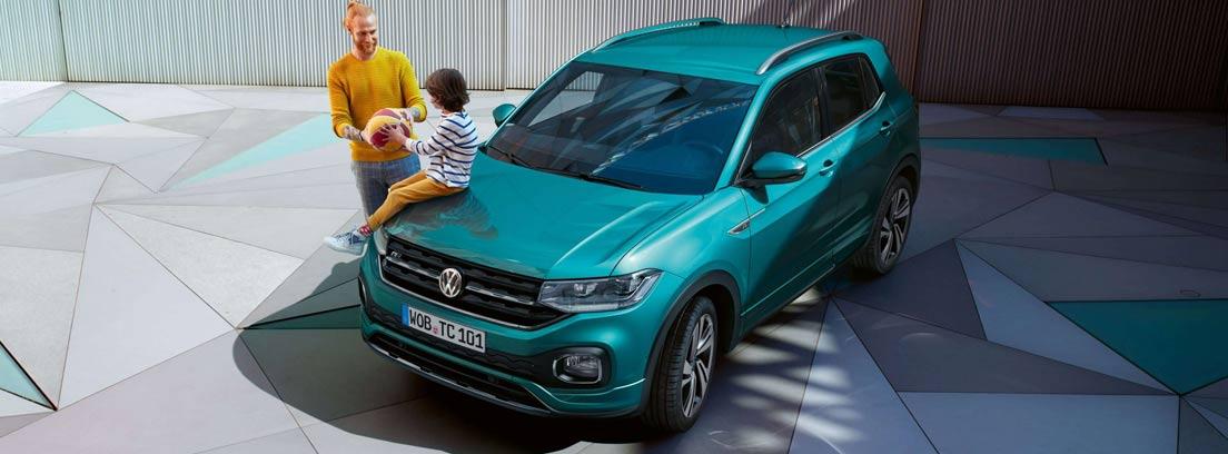 Volkswagen T-Cross, uno de los coches más esperados de 2019