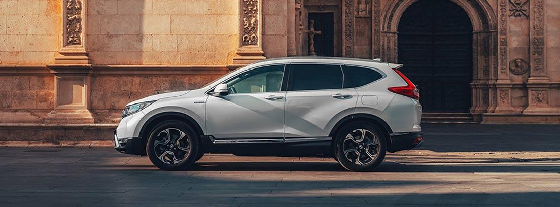 Honda CR-V Hybrid, uno de los coches más esperados 2019