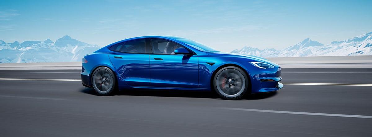 Tesla Model S Gran Autonomía