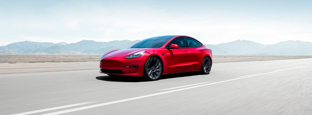 Tesla Model 3 Tracción integral Gran Autonomía