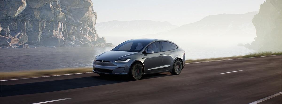 Tesla Model X Gran autonomía