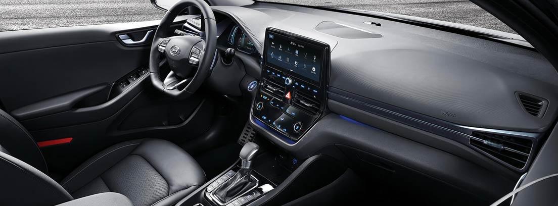 Interior Hyundai Ioniq 2019