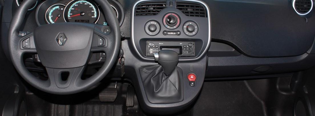Salpicadero del Renault Kangoo Maxi ZE 33