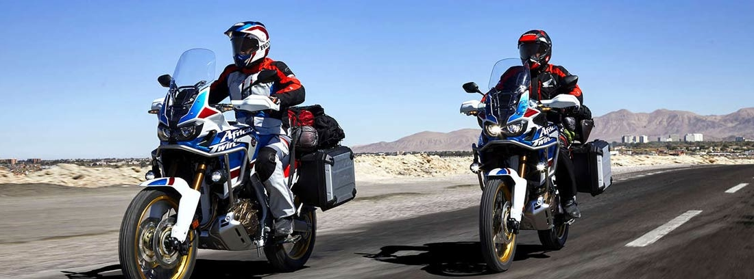 Honda Africa Twin Adventures Sports