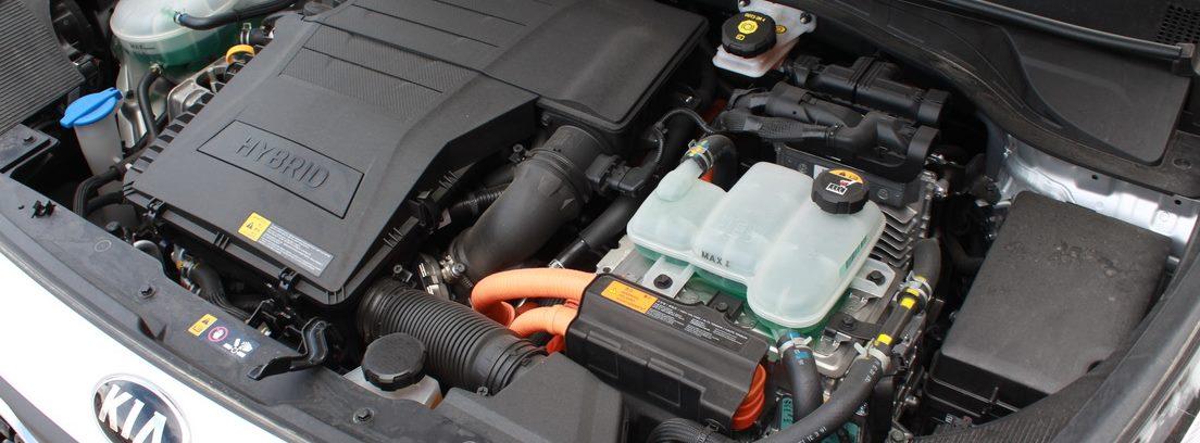 Motor del Kia Niro 1.6 GDI HEV Drive