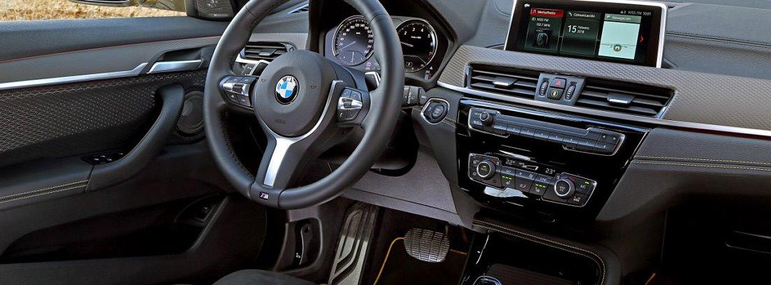 Salpicadero del BMW X2