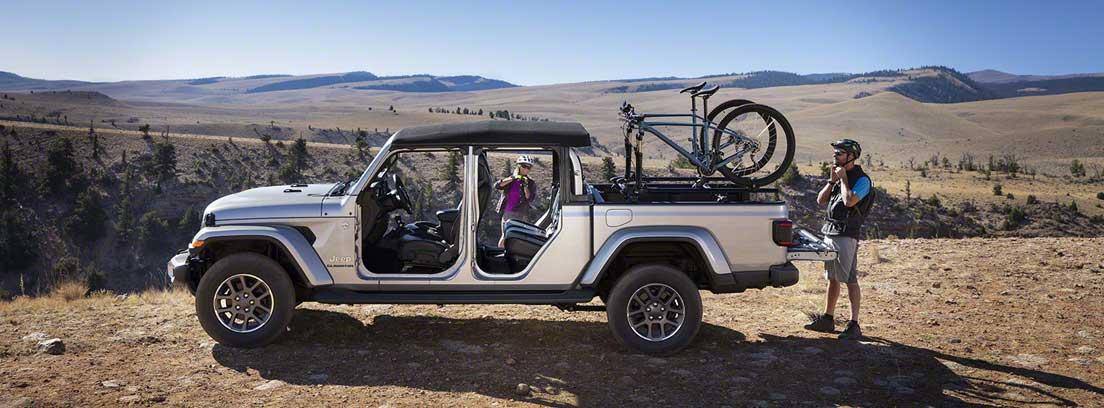 Jeep todo terreno